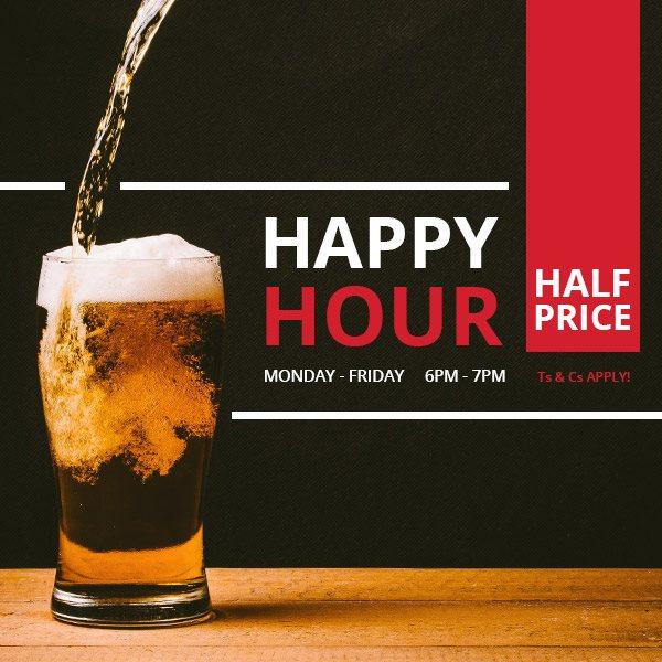 Wed Food Specials: Happy Hour At Butcher Block - Durban Restaurants