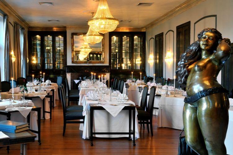 Bosman's Restaurant Paarl