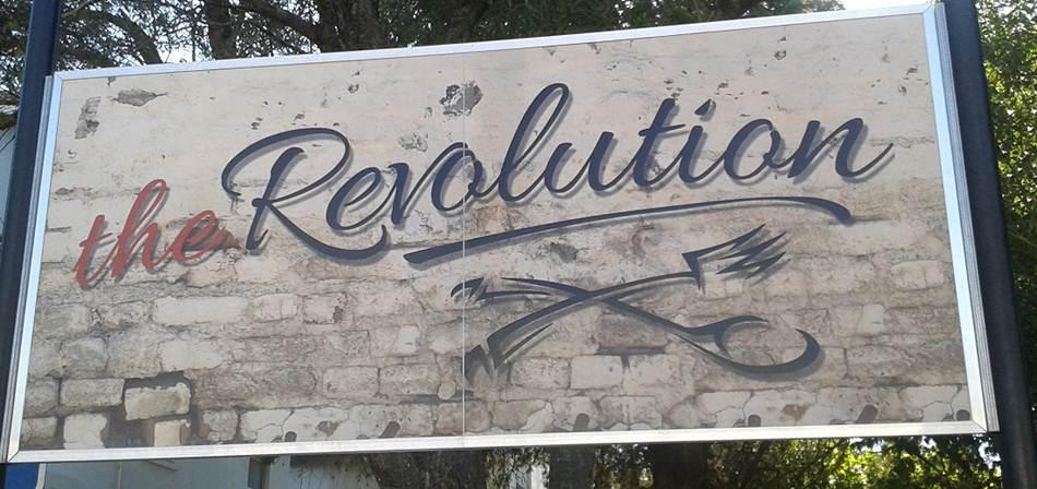 Revolution Restaurant Paarl