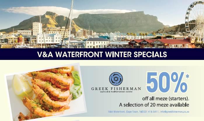 Winter Special Greek Fisherman