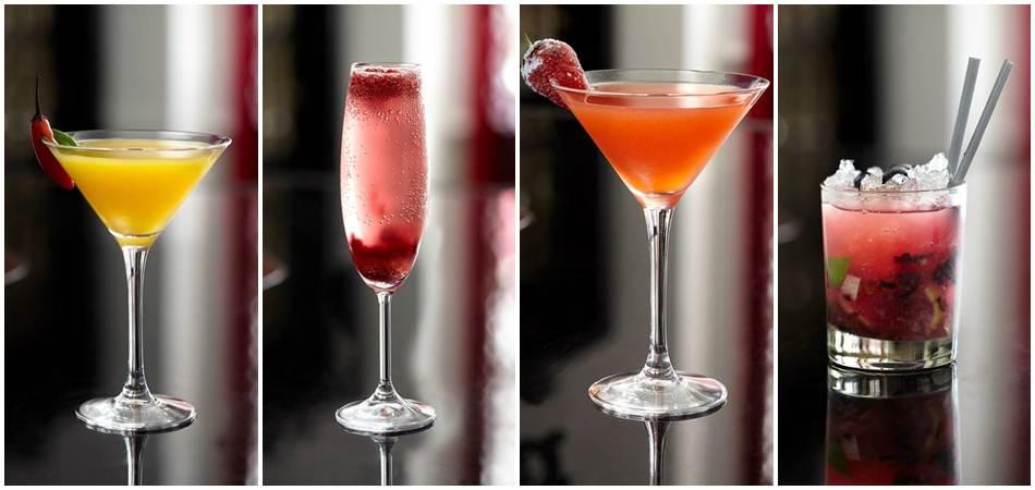 Cocktails Cafe Chic